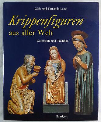 Gioia and Fernando Lanzi, Nativity Figurines from Aller World ISBN: