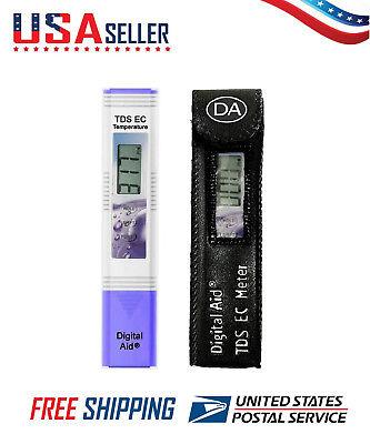 Professional Quality Tds Ec   Temperature Water Test Meter Drinking   Aquariums