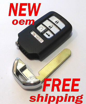 NEW OEM 2016 2017 2018 HONDA CIVIC EX KEYLESS REMOTE SMART KEY FOB 72147-TBA-A11