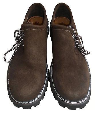 German Bavarian Oktoberfest Trachten Men Lederhosen Leather Traditional Shoes L1