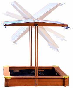sandkasten mit dach g nstig online kaufen bei ebay. Black Bedroom Furniture Sets. Home Design Ideas