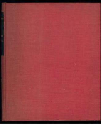 CARUSI CARLO L'ARREDAMENTO DELLA CASA CINO DEL DUCA 1955 I° EDIZ.