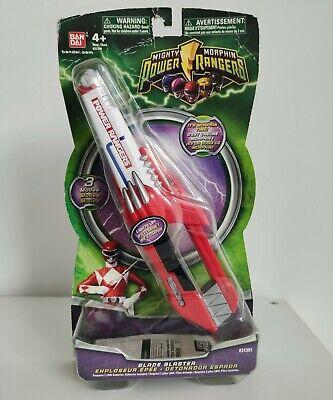 Mighty Morphin Power Rangers Red Ranger BLADE BLASTER 2010 Cosplay Halloween