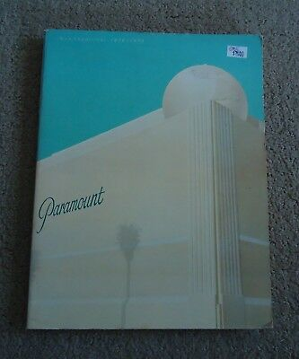 Vintage 1978/1979 Paramount Pictures Corporation Non-Theatrical Feature Catalog