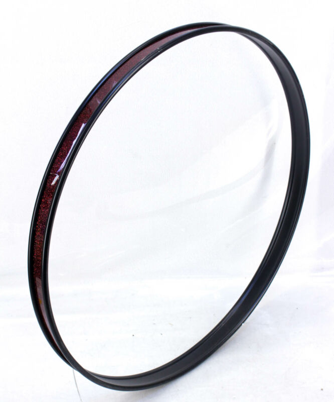 """Ludwig Bass Drum Hoop, Red Sparkle? 22"""""""