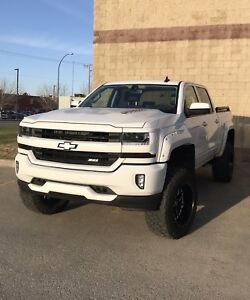 "2016 Chevy Silverado 1500 - Custom - 6"" Lift"