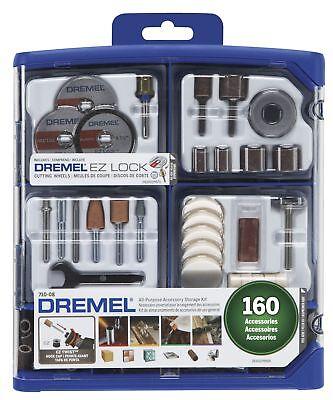 $ 1 - Dremel 710-08 All-Purpose Rotary Accessory Kit, 160-Piece Accessory Set