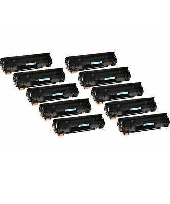 10-PK/PACK Q2612A Toner Cartridge HP 12A LaserJet 1012 1010 1018 1020 3030 3020, used for sale  Shipping to India