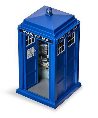 как выглядит Doctor Who TARDIS Electronic Spin And Fly Vehicle фото