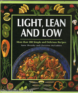 Light-Lean-and-Low-by-Anne-Sheasby-Christine-McFadden-Hardback-1998