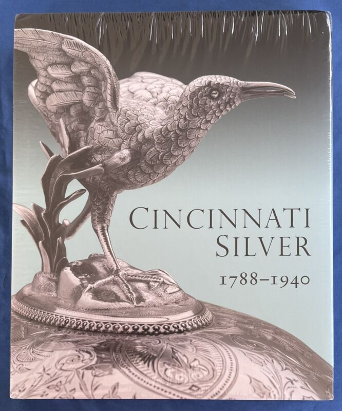 NEW Sealed Book Cincinnati Coin & Sterling Silver 1788-1940 Art Museum Duhme