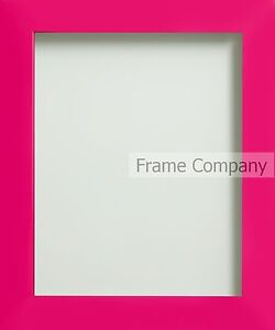 Frame Company Candy Range Picture Photo Frames *Choice of Colours*