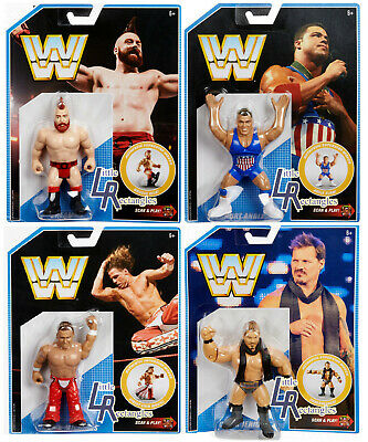WWE Figures - Retro Series 7 - Mattel - Brand New - Sealed - IN HAND