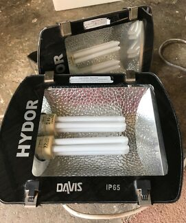 4 x Commercial flood lights exterior Hydor