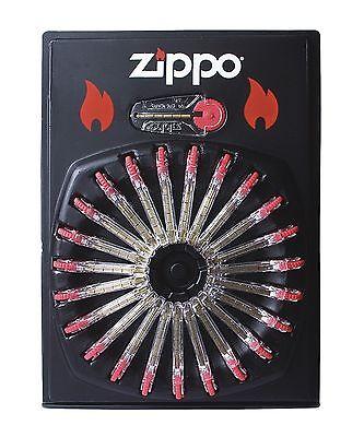 Zippo RAD Zündsteine Feuersteine Flints 24 x 6 im Display 60000743