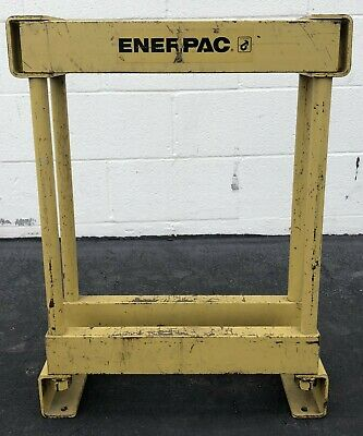 Enerpac H-frame Bench Press 16 High By 15 Long Internal Dimension Industrial