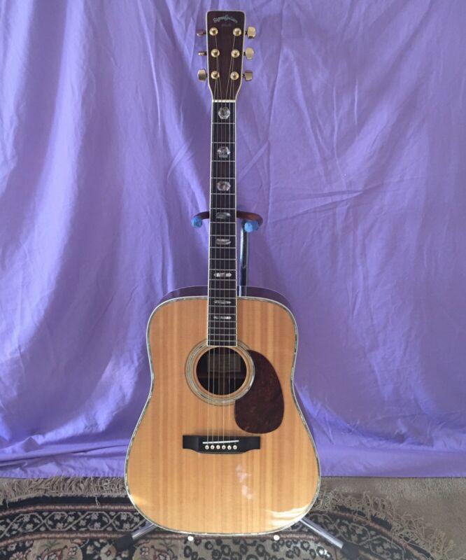 Sigma SDR-41 Guitar