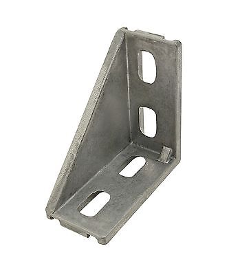 8020 Inc T-slot Aluminum 4 Hole Inside Corner Bracket 20 Series 14057 N