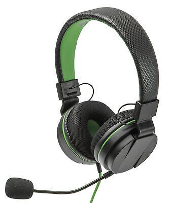 Snakebyte Headset X für Xbox One, PlayStation 4,PC,Laptop, Switch/3,5 mm Stecker