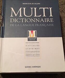 French language dictionary