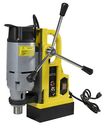 Steel Dragon Tools Md25 1350w 1 Magnetic Drill Press  3372 Lbs Magnet Force