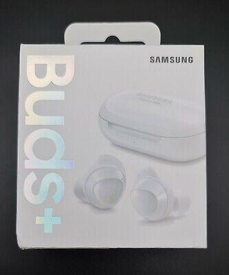 Samsung Galaxy Buds Plus + - WHITE - Brand new sealed - UK version