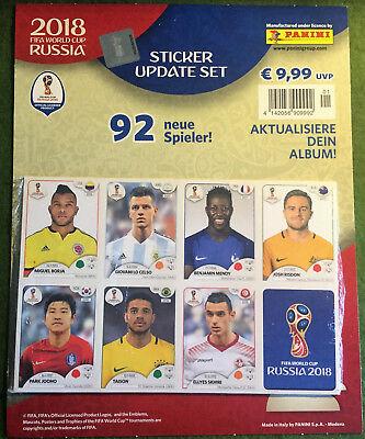 Panini WM 2018 World Cup Russia Sticker 210 Frankreich Ousmane Dembélé