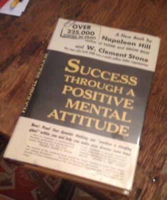 - SUCCESS Through a Positive Mental Attitude NAPOLEON HILL W Clement Stone 1972