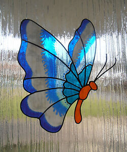 Butterfly-window-clings-stickers-transfers-stained-glass-effect-decoration