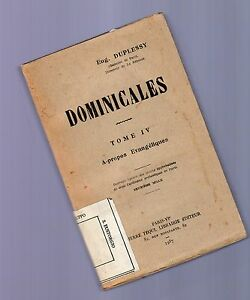 dominicales-1932-tome-IV