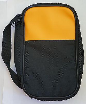 Soft Carrying Case Medium 4 Fluke Multimeters 233 287 289 87v 88v 789 787 725