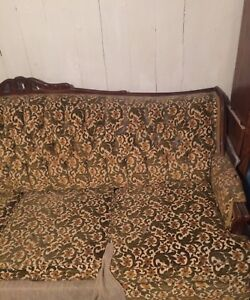 French provincial pullout sofa free