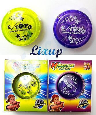 Light Up YoYo Yo Clutch Mechanism Fun Toy Speed Ball High Performance
