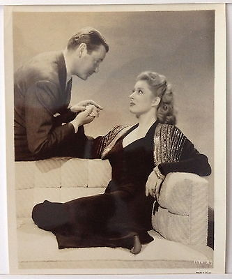 WHEN LADIES MEET Herbert Marshall Greer Garson original movie still 1941