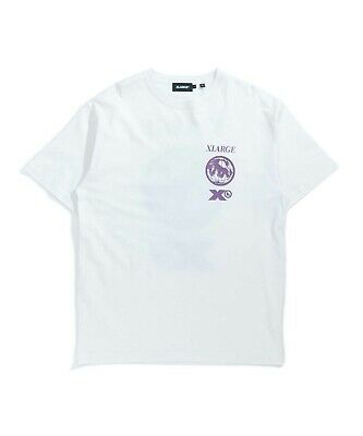 X-LARGE Clothing SS Tee Moment White Japan 2019 BBC Brand New  Japan White Tee