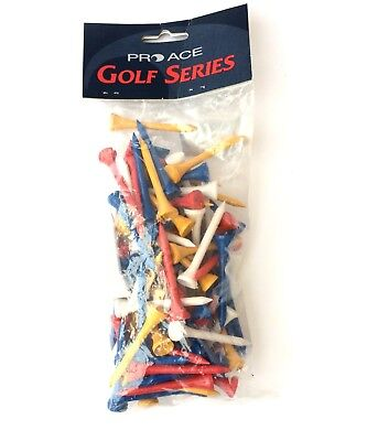 Pro Ace Golf Series Holztees 100 Stck. 240 F