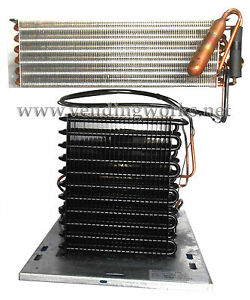 Dixie Narco Soda Vending Machine Refrigeration Compressor Cooling Deck DNC1200