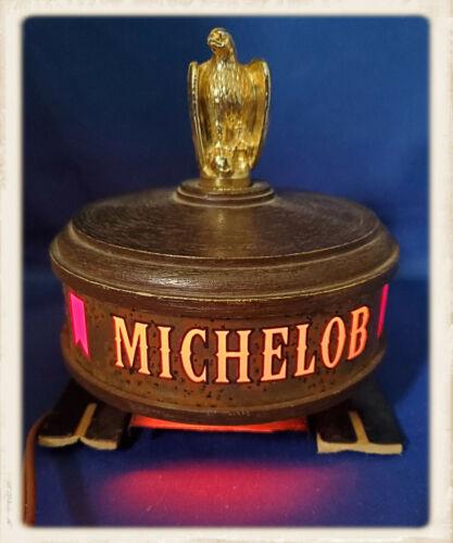 Vintage Michelob Budweiser Bar Lamp
