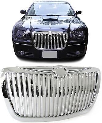Sport Kühlergrill Grill Rolls Royce Look chrom für Chrysler 300C 04-11