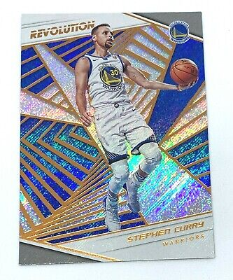 Stephen Curry 2018-19 Panini Revolution #96 Golden State Warriors