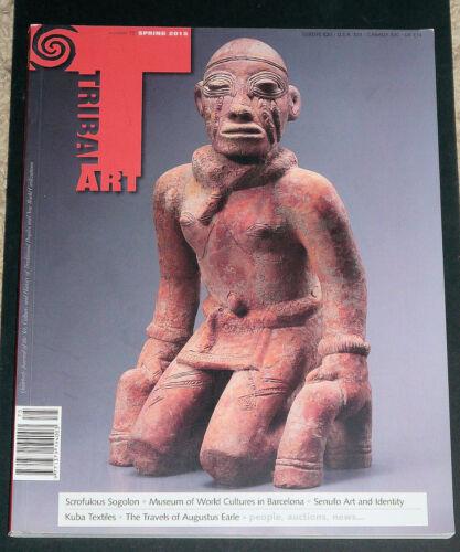 Tribal Arts Magazine #75 Spring 2015