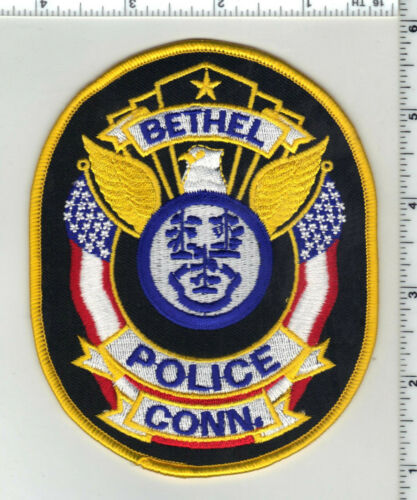 Bethel Police (Connecticut) 2nd Issue Shoulder Patch