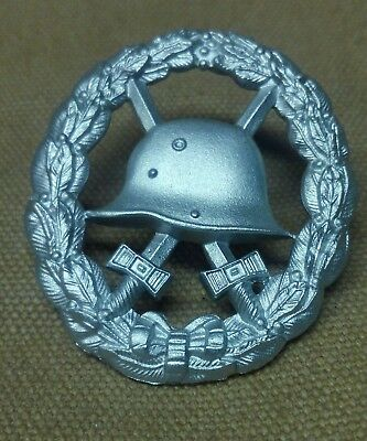 WWI German Wound Badge 2nd Class Variaiton #2