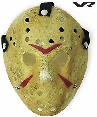 Friday The 13Th Hockey Mask Halloween Costume Jason Voorhees Horror Mask Kids - Jason Voorhees Kids Costume