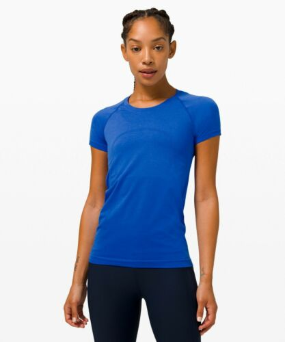 NEW Women Lululemon Swiftly Tech Short Sleeve 2.0  Size 4-6-8-10
