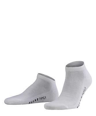 FALKE Family Sneakersocken Herren Uni mit Baumwolle