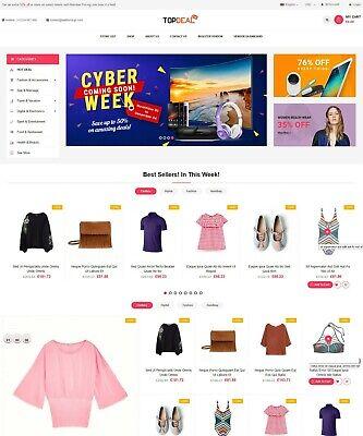 Online Shopstore Ecommerce Website Multi Vendor Free Hosting