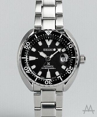 Seiko Prospex Divers Watch SRPC35J1 Mini Turtle