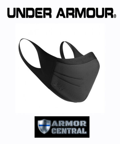 Under Armour UA Sports Mask Protective Gear Face Covering ALL SIZES 1368010-003