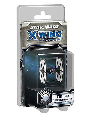 Star Wars X-Wing: TIE der Spezialeinheiten | Erweiterung-Pack DE